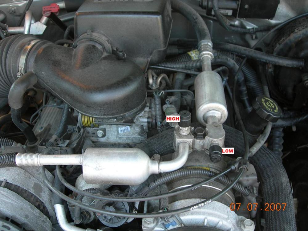 medium resolution of 1999 suburban repair