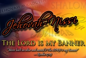 The Lord is My Banner • Treading Water Til Jesus Comes