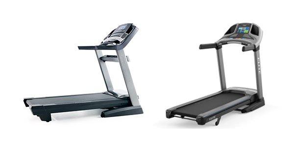 ProForm Pro 2000 vs Horizon Elite T7 Treadmill Comparison