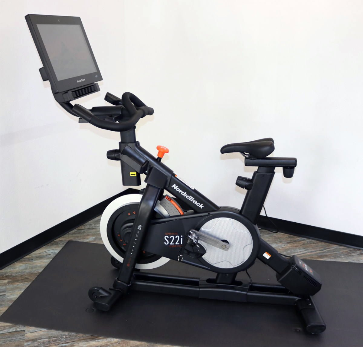 Nordictrack S22i Live Classes | Exercise Bike Reviews 101