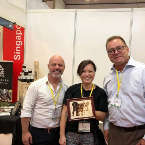 Restaurant Asia 2019 - With Lance and Dion from WA