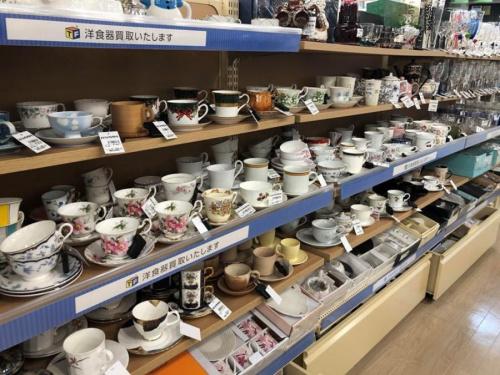 福岡で食器を売るならトレファク福岡春日店へ! [2019.09.07発行 ...