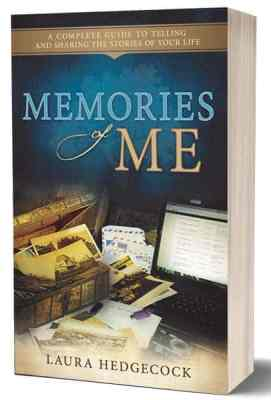 Memories of Me book cover w shadow