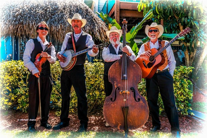 Blue Cypress Bluegrass & country band EVERY FRIDAY
