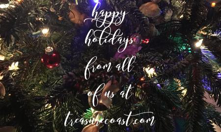 Happiest of Holidays from Treasurecoast.com