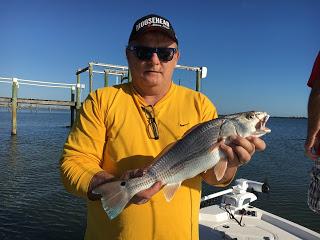 Captain Charlie February Fishing Forecast