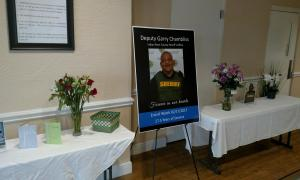 Street named in honor of Deputy Garry Chambliss