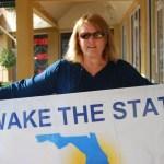 Awake the State 2017 photo: Cyndi Lenz