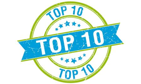 Brevard Top 10 Week of March 27