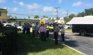 Stuart Post Office evacuated after bomb threat