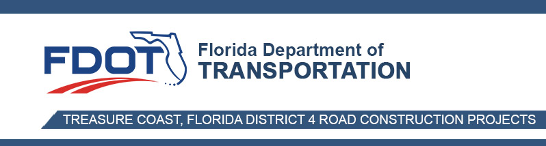 FDOT Treasure Coast Traffic Report 1/8 -1/15
