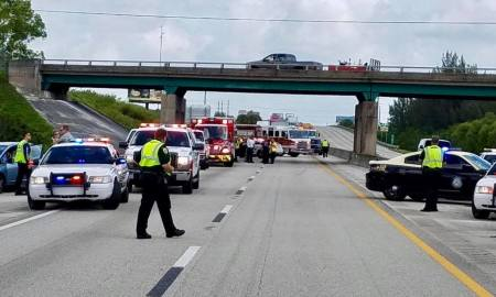 16 Y.O female jumps from Midway Rd Bridge and survives