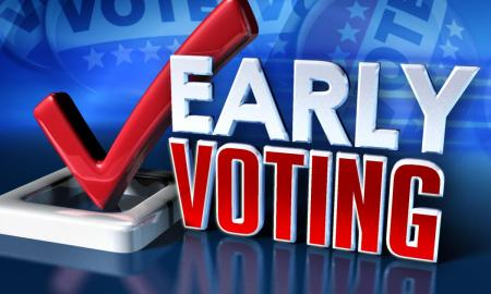 Early Voting Starts tomorrow in Martin County