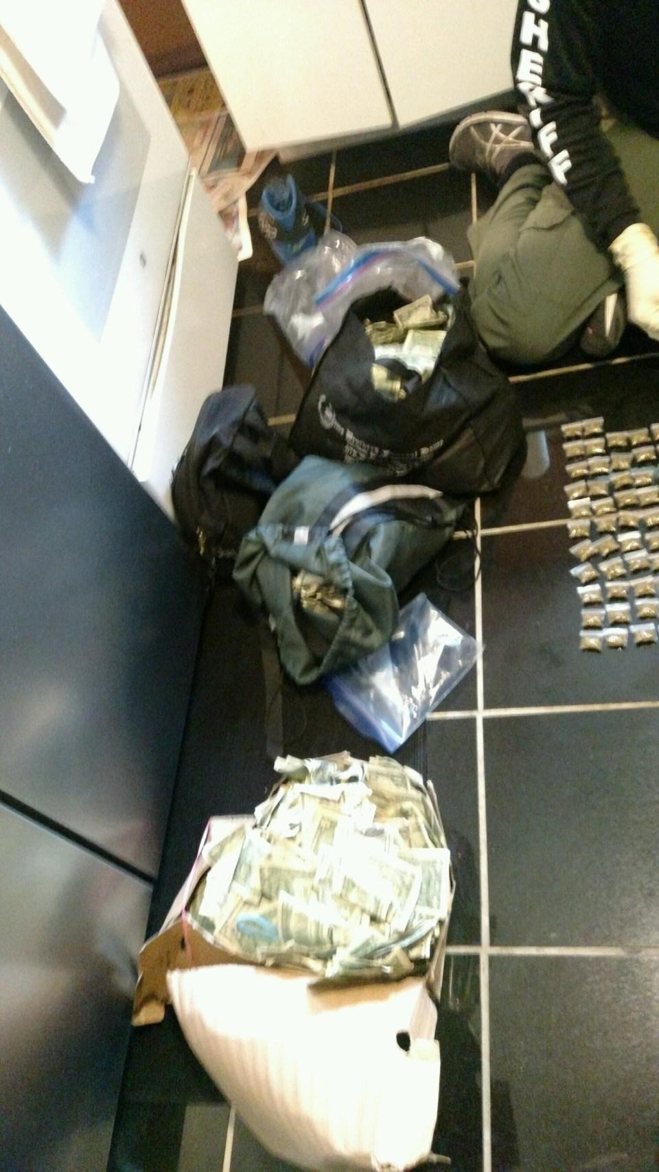 Major drug arrests aimed at curbing overdose incidents Photo: IRSO