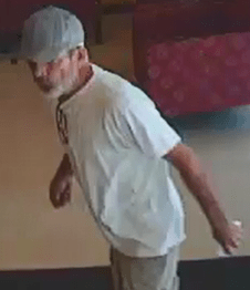 BOLO Jupiter attempted Bank Robber