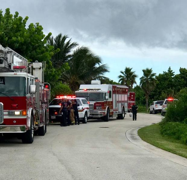 photo: st lucie fire district