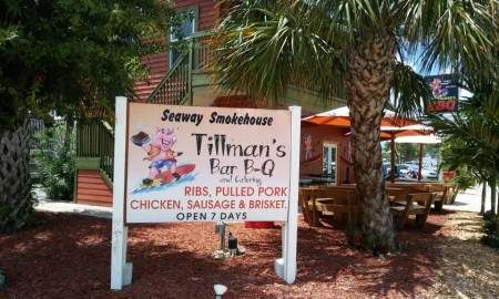 Tillman's Barbecue - Seaway Smokehouse