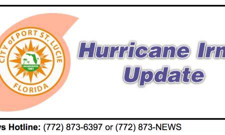 PSL Advisory on Hurricane Irma Sept 10
