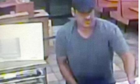 West Melbourne Subway Robber
