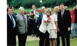 Historic Dodgertown Mourns the Passing of former Little League Baseball President Dr. Creighton Hale