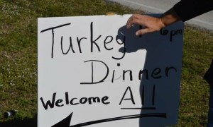 Treasure Coast Thanksgiving Meals (Free, low cost, and places open)