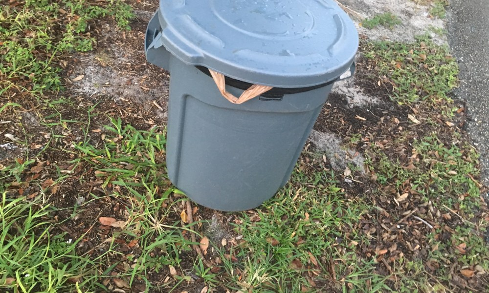 No Trash pickup in Martin and St Lucie on Thanksgiving