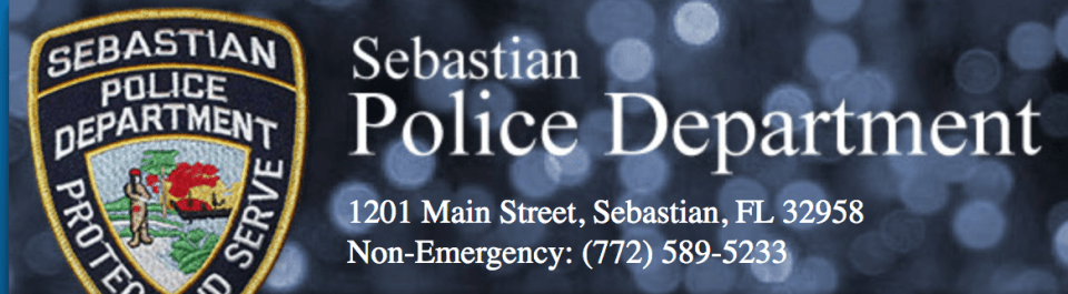 Sebastian PD Excelsior Recognition from CFA