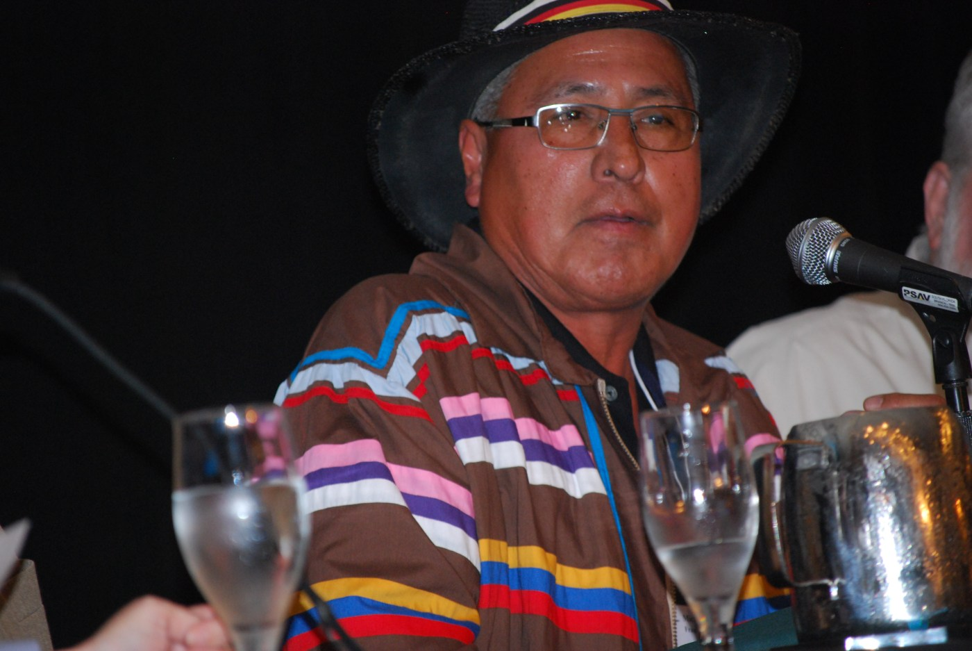 Michael Frank, Miccosukee Tribe of Indians of Florida;