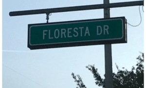 Learn about the Floresta Drive Corridor Master Plan at Public Information Meeting