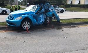 PSLPD investigating early morning fatal traffic crash on SW Port St. Lucie Blvd