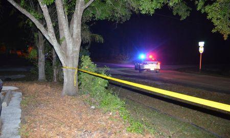 PSLPD investigating shooting outside Cafe Hookah