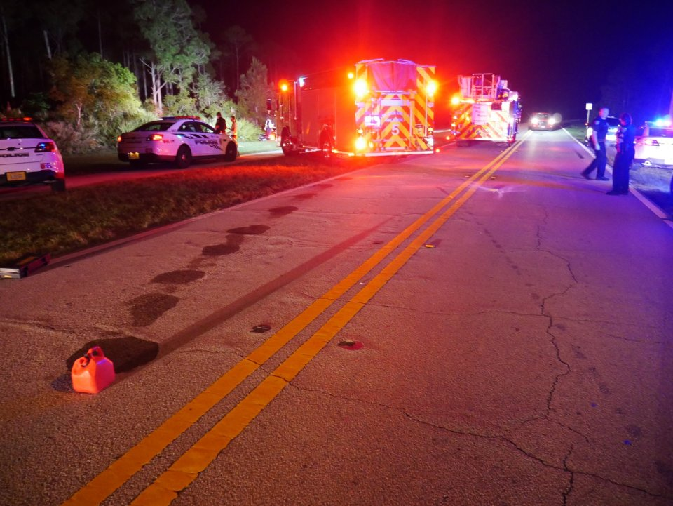 PSLPD investigating fatal single vehicle roll-over crash on SE Green River Parkway