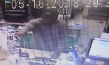shot gas station clerk