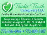Tender Touch Caregivers LLC