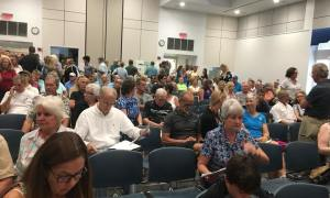 Army Corp meeting in Stuart a packed house