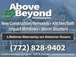 Above and Beyond Developing, Inc. Building Contractors