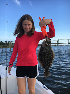 Captain Charlie's Fish Tales Charters August 10, 2018