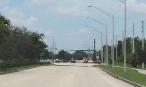 Deadly crash in northbound lanes of US 1 in Vero Beach