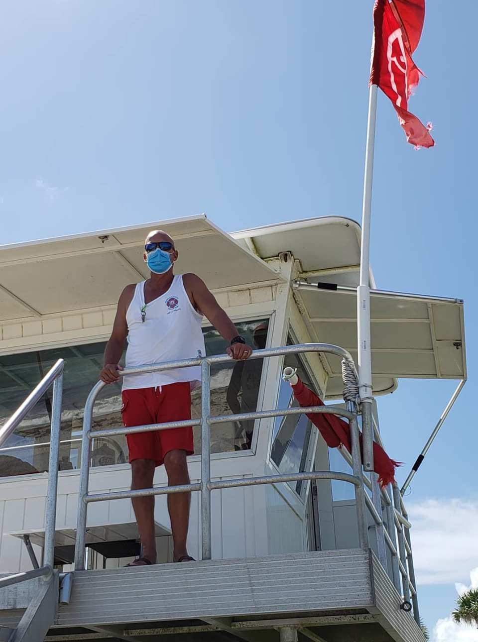 FLORIDA HEALTH ADVISES CAUTION WHEN RED TIDE IS PRESENTby Troy Brown Toxic 18