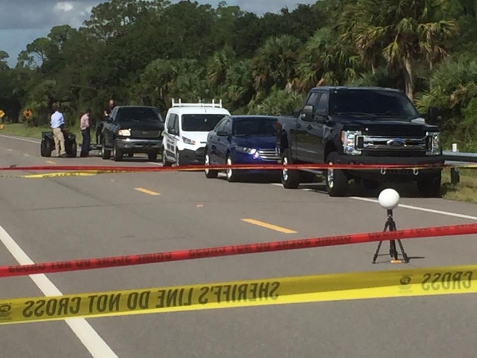woman's body found
