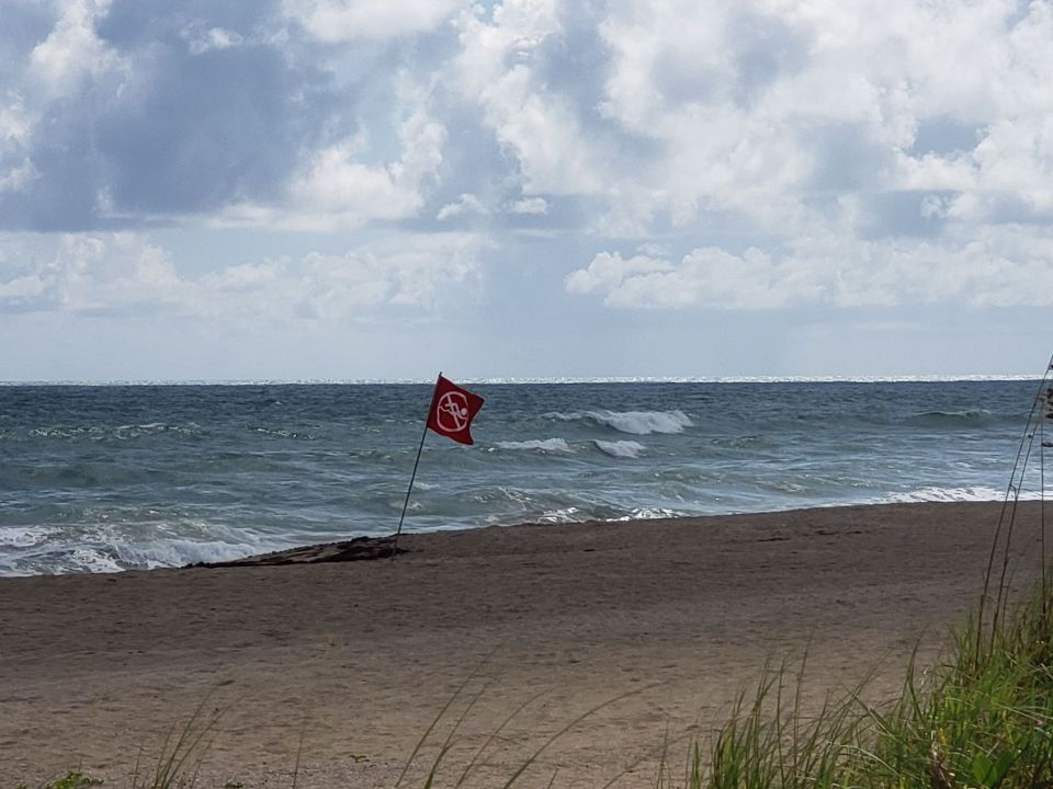 Martin County beaches guarded beaches closed