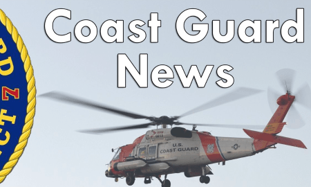 Coast Guard searching for two people east of Jupiter Inlet
