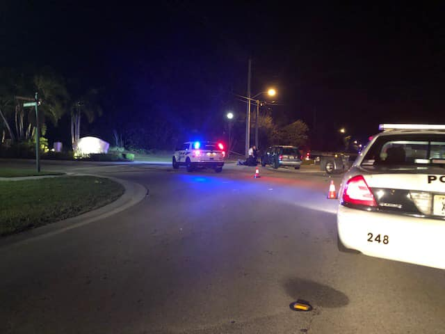 PSLPD investigating fatal motorcycle crash