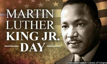 Martin Luther King Jr Day Events
