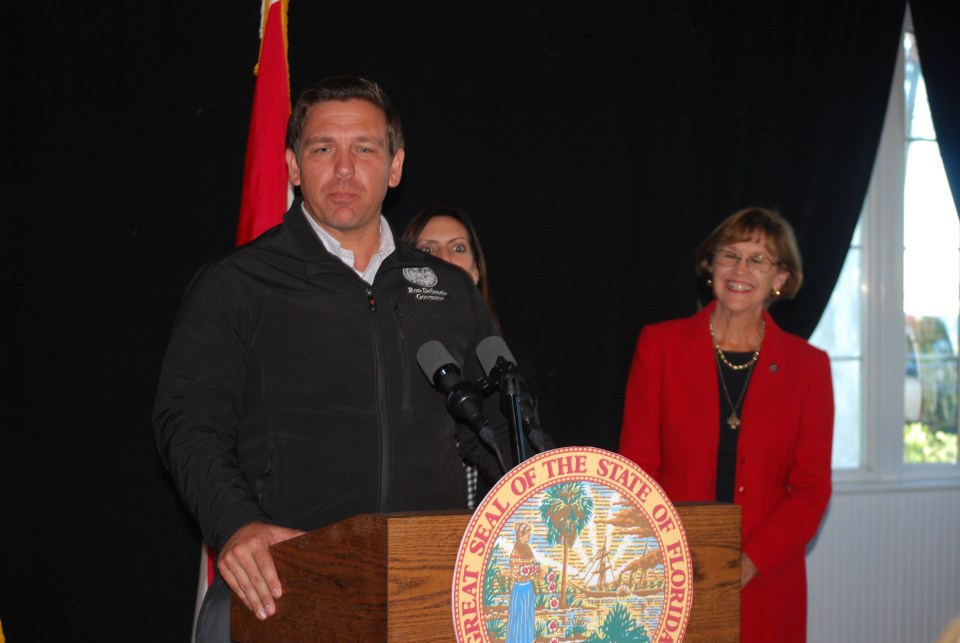 Governor Ron DeSantis Highlights Major Accomplishments of 2019