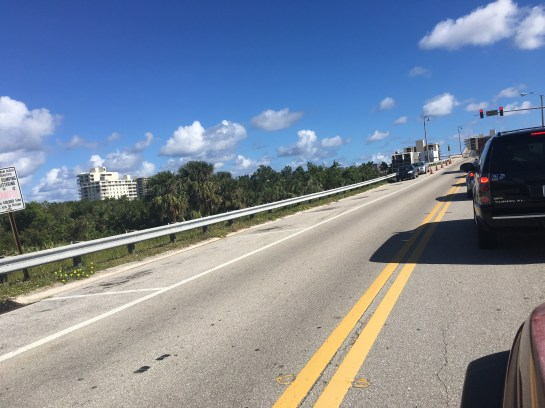 Bridge from Tequesta to the Island