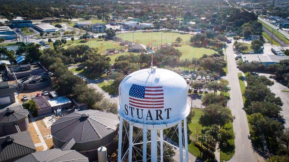 Stuart Commissioners vote