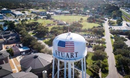 Stuart Commissioners vote