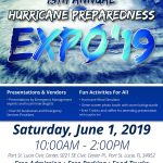 Hurricane Preparedness Expo and sales-tax holiday for supplies!