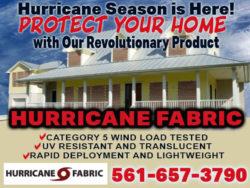 Hurricane Fabric
